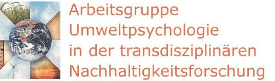 AG Umweltpsychologie in der transdisziplinären Nachhaltigkeitsforschung